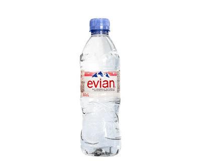 EVIAN 50 CL